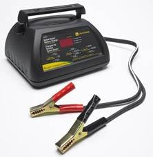 John Deere Speed-Smart Battery Charger with Engine Start
