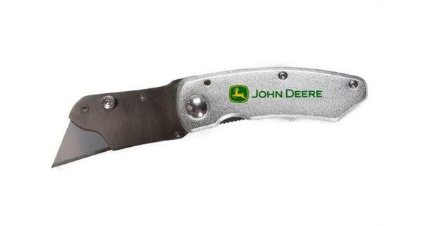 John Deere Folding Utility Knife