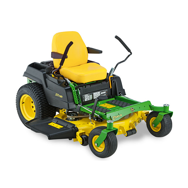 Z540R 60 in. 24 HP Gas Dual Hydrostatic Zero-Turn Riding Mower