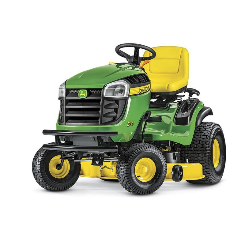 E130 48 in. 22 HP V-Twin Gas Hydrostatic Lawn Tractor