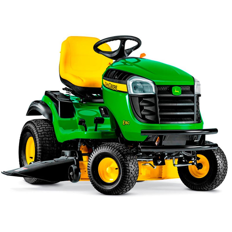E160 48 in. 24 HP V-Twin ELS Gas Hydrostatic Lawn Tractor