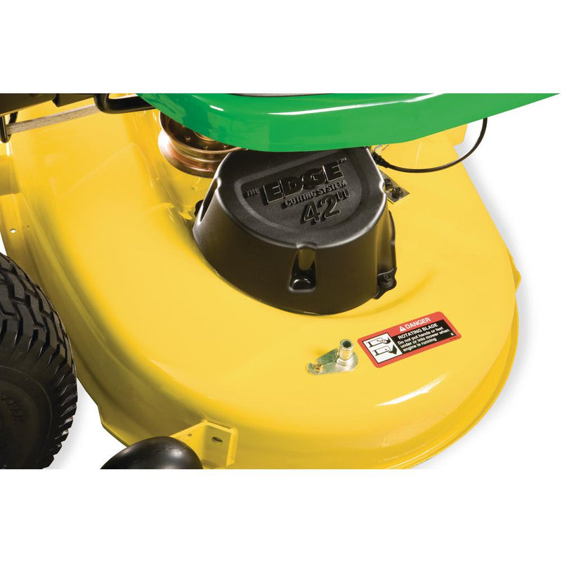 E110 42 in. 19 HP Gas Hydrostatic Lawn Tractor