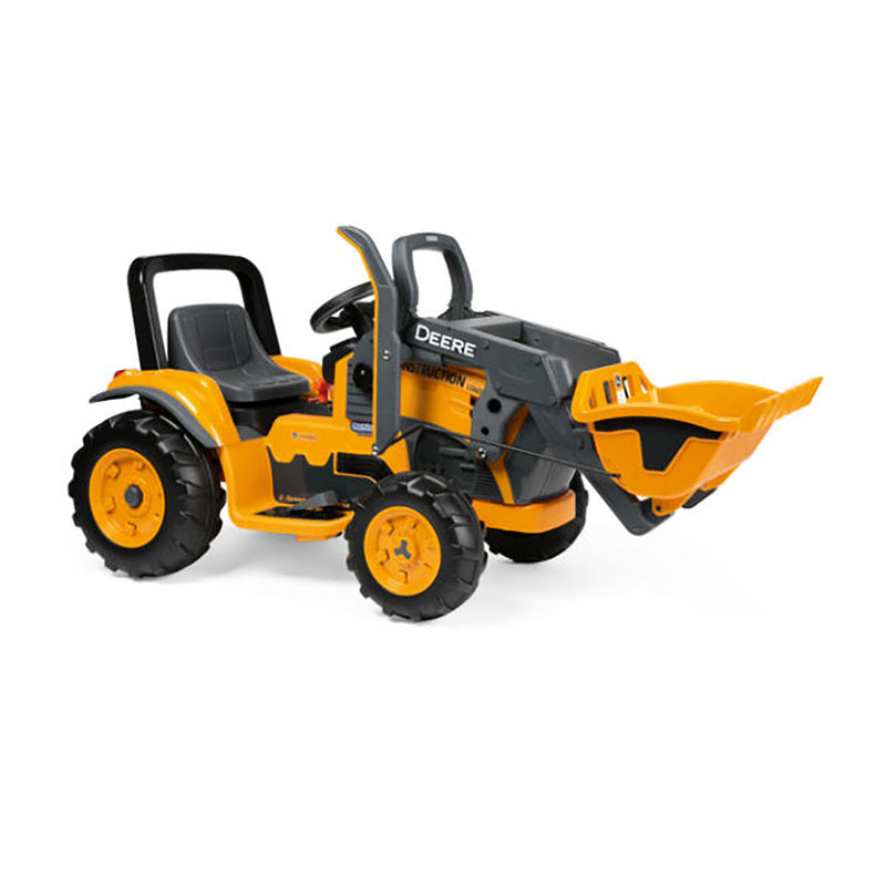 12 Volt Ride-On Construction Loader