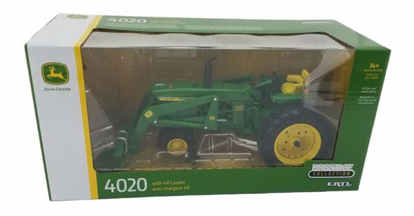 1/16 4020 with Loader Prestige Collection Tractor