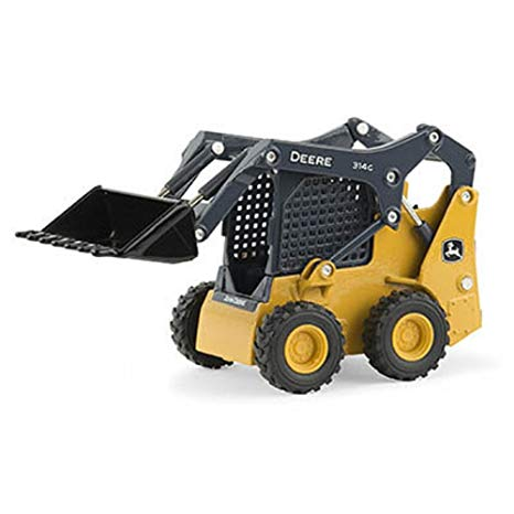 1/32 JD 314G SKID STEER LOADER