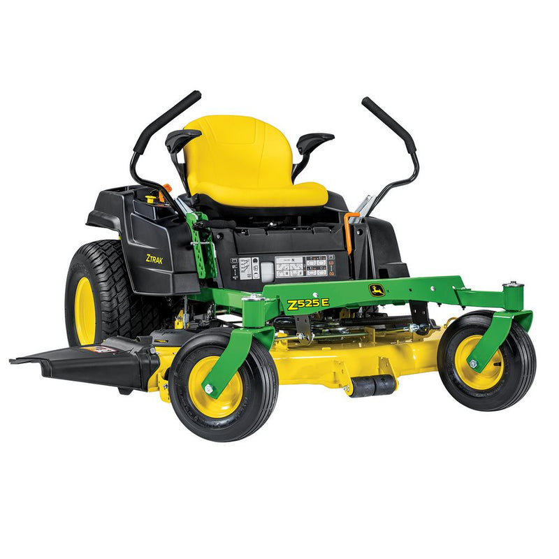 Z525E 48 in. 24 HP Gas Dual Hydrostatic Zero-Turn Riding Mower