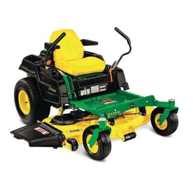 Z535M 54 in. 25 HP Gas Dual Hydrostatic Zero-Turn Riding Mower