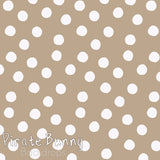Small Dots | Neutral Colors