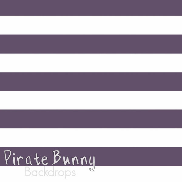 Large Stripes | Horizontal | Gemstone Colors