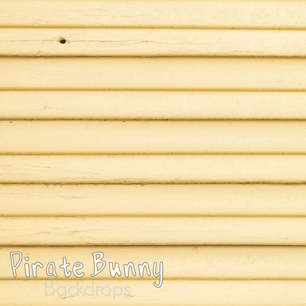 Slats of Yellow Wood