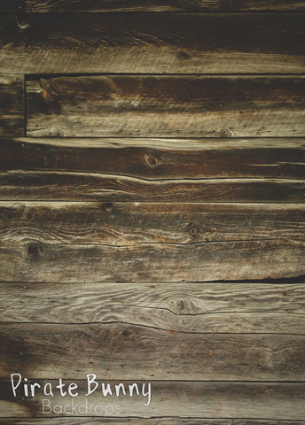 Cracked Barn Wood