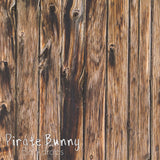 Dark Grained Barn Wood