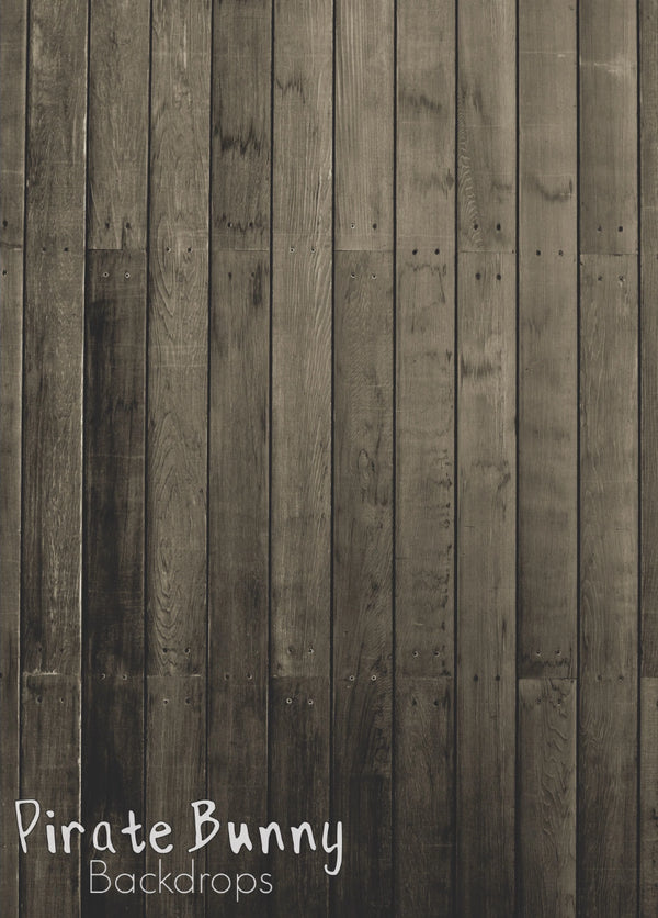 Desaturated Wood Floor Boards