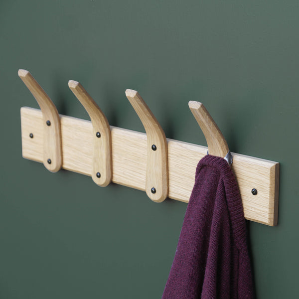 Wooden Coat Racks - LayerTree