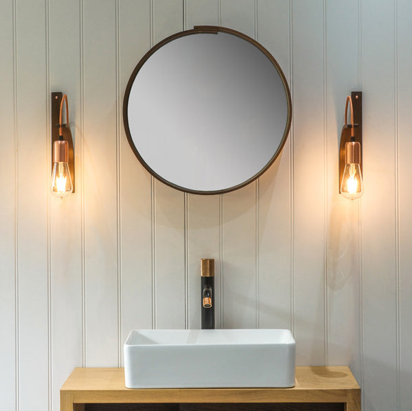 Round Wall Mirror - LayerTree