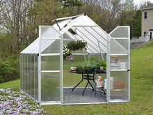 "Load image into Gallery viewer, אסנס - חממה ביתית מפוליקרבונט 244*367 ס""מ - Green House"