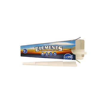 Elements Cones 1 ¼ 6 Pack - Green House