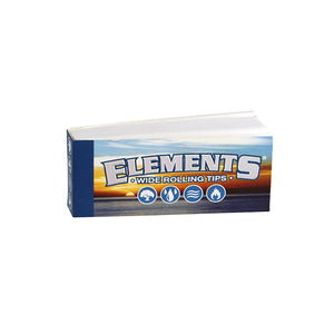 Elements Wide Tips - Green House