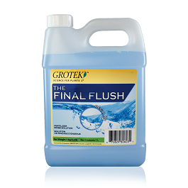 Grotek Final Flush Regular 1 Liter - Green House