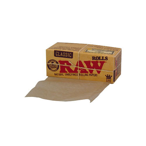 RAW Classic Rolls KS 5m - Green House