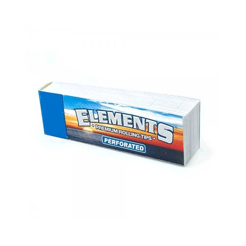 Elements Perforated Tips - Green House