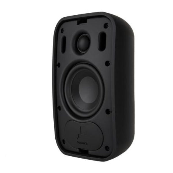 "SONANCE PS-S43T PRO Series 4"" Surface Mount Speaker- Black (Pair)"