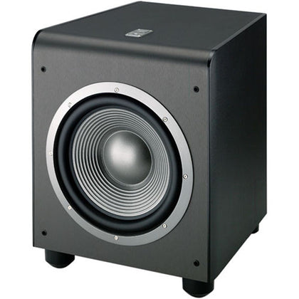 JBL ES250PBK Powered Subwoofer - Black - ES250P