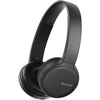 Sony WH-CH510 Bluetooth Wireless On-Ear Headphones with Mic - Black