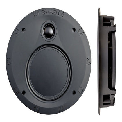 SONANCE VP52R-UTL ULTRA THIN LINE ROUND VP SPEAKERS - (PAIR)