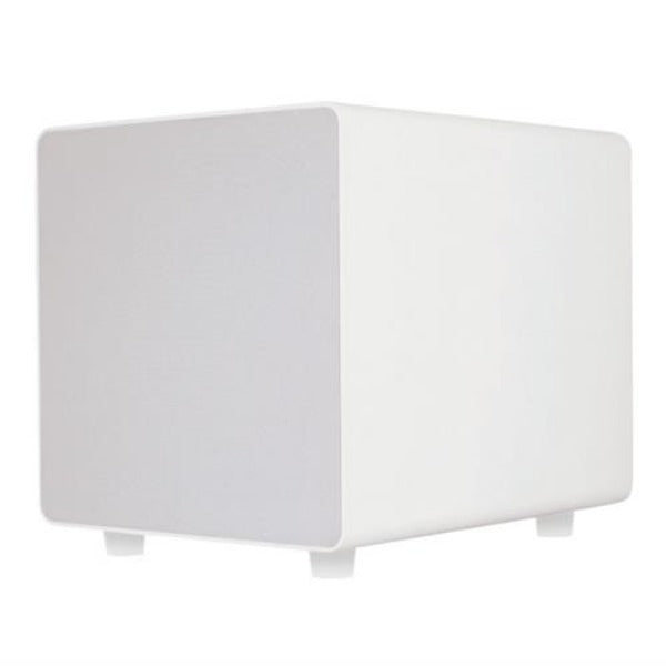 "SONANCE D8 Dual 8"" 300W Powered Wireless Subwoofer - White (Each)"