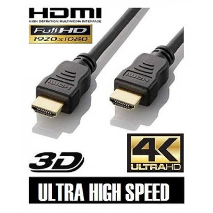 3FT ft. HDMI Ultra High Speed 4K HDMI Cable Audio Solutions