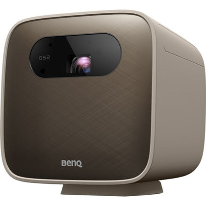 BenQ GS2 720p BROWN 1280x720 DLP 500 Lumes Projector