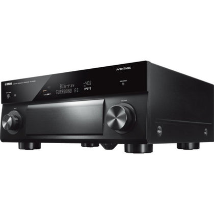 Yamaha AVENTAGE RX-A1080BL 7.2-Channel Network A/V Receiver