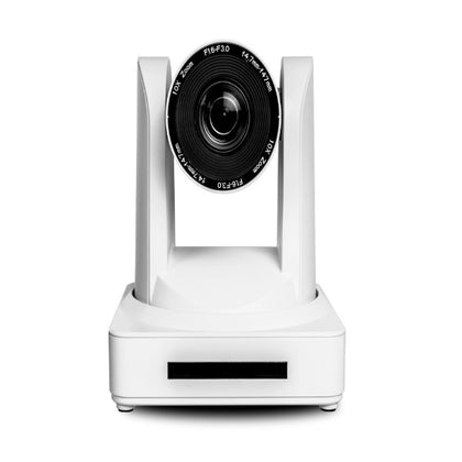 ATLONA AT-HDVS-CAM-W PTZ Camera with 10x Optical Zoom (White)
