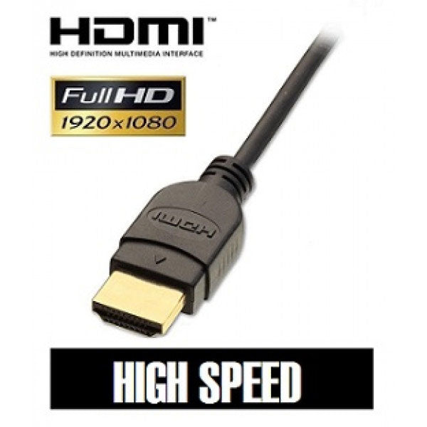 50ft. HDMI Cable 1080p High Speed Audio Solutions