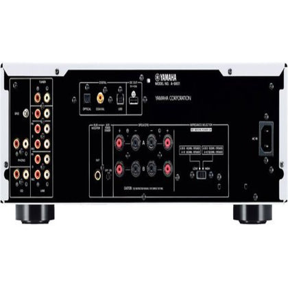 Yamaha A-S801BL Integrated Amplifier (Black)