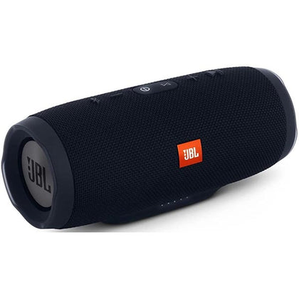 JBL Charge 3 Portable Speaker - Wireless - Black