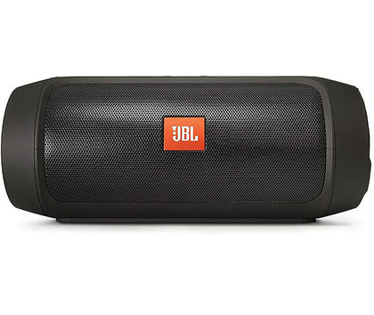 JBL Charge 2+ Splashproof Portable Bluetooth Speaker - Black