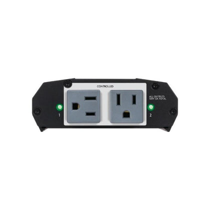 Luxul PDU-02 Two Outlet Intelligent PDU