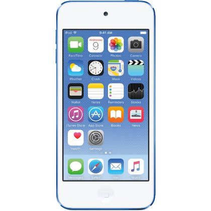 APPLE - IPod Touch 128GB MP3 Player (6th Generation) - Blue