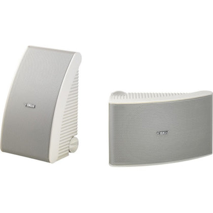 Yamaha NS-AW592WH  All-Weather Speakers (White, Pair)