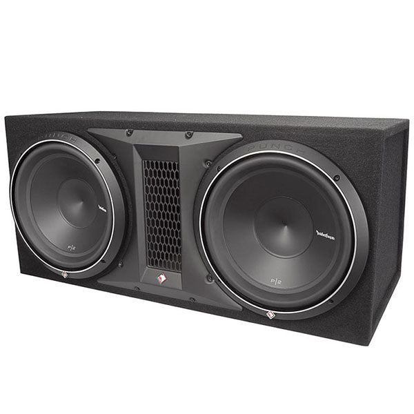 Rockford Fosgate Punch Loaded P2-2X12 Subwoofer - 12""