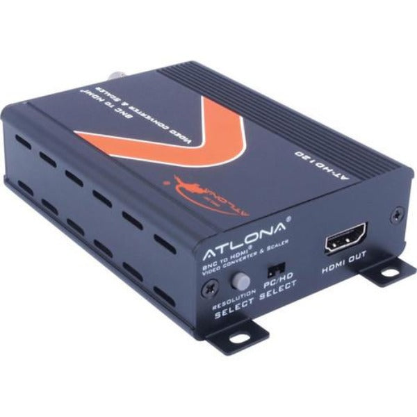 ATLONA  AT-HD120 Composite Video & Stereo Audio to HDMI Video Format Converter / Scaler