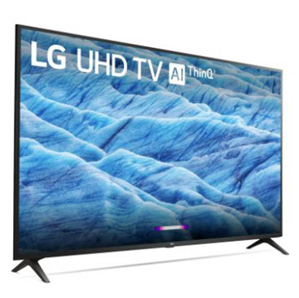 "LG 43"" Class 7 Series 4K Smart UHD LED LCD TV with AI ThinQ - 43UM7300APUA"