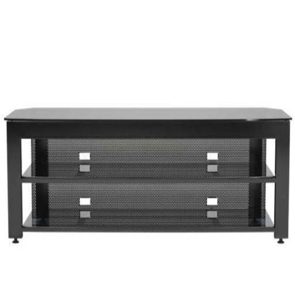 "SANUS SFV265-B1 Steel Series 65"" Three-Shelf Widescreen Lowboy"
