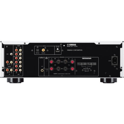 Yamaha A-S701BL Integrated Amplifier (Black)