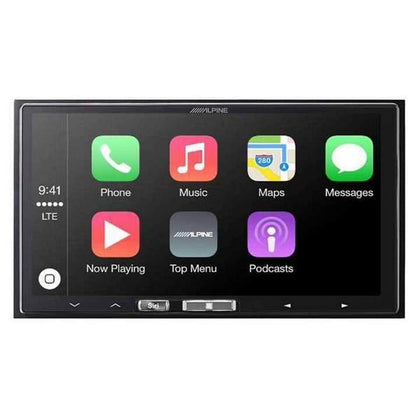 Alpine iLX-107 - 7 inch In-Dash Receiver with Wireless Apple CarPlay