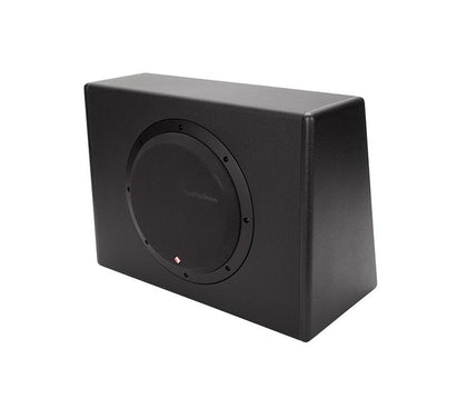 Rockford Fosgate P300-10 10-inch 300W Single Powered Subwoofer Enclosure