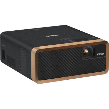 Epson EF-100 Smart Streaming Laser Projector with Android TV - Black