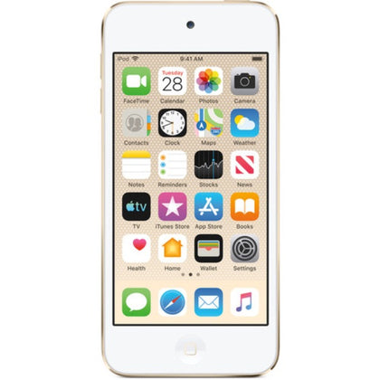 APPLE - IPod Touch 32GB MP3 Player (7th Generation) - Gold